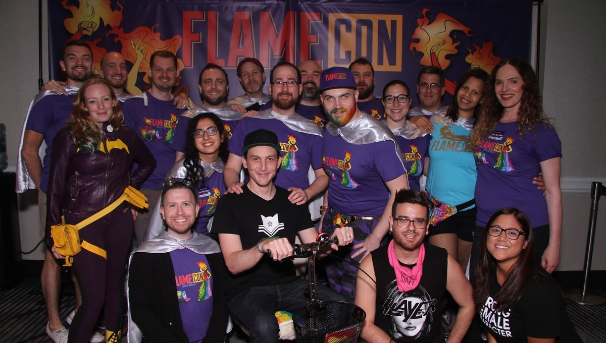 Exclusive: Flame Con new venue and 2018 dates announced