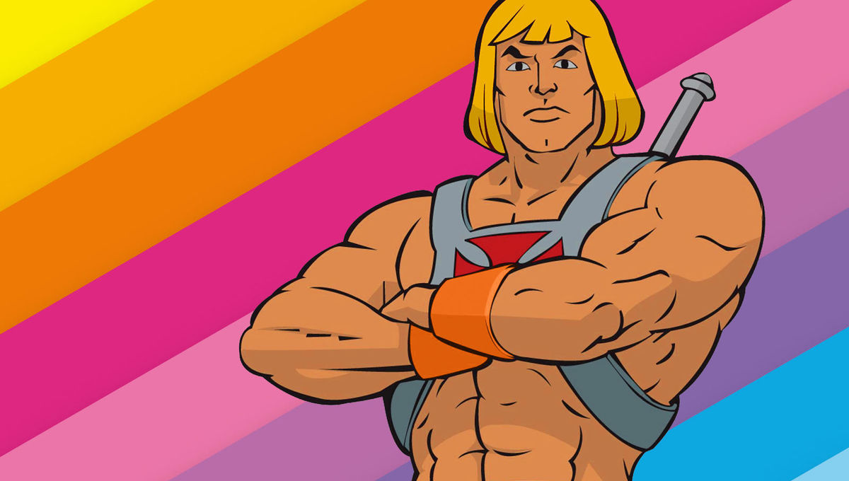 He-man im sexy and i know it