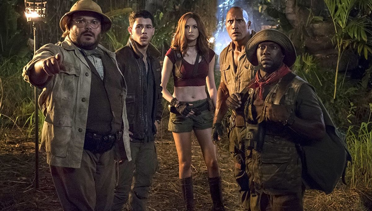 After just three weeks, Jumanji: Welcome to the Jungle passes Justice League at domestic box office