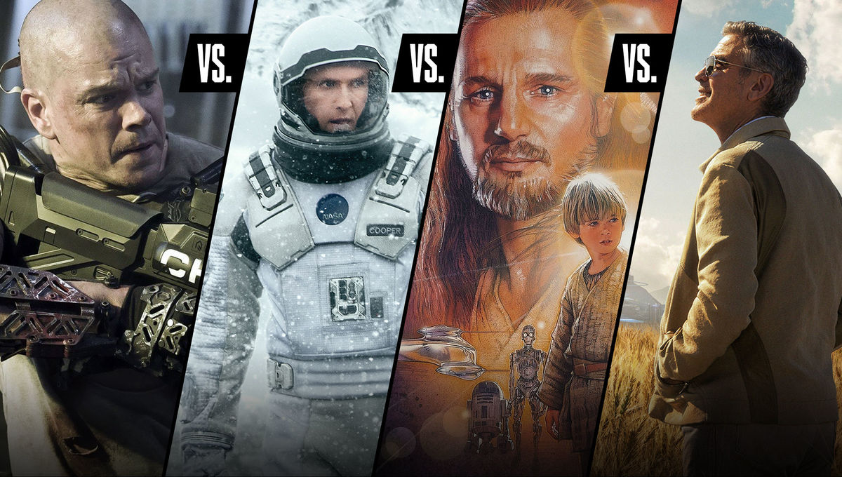 Debate Club: The 5 most disappointing sci-fi movies of the last 20 years