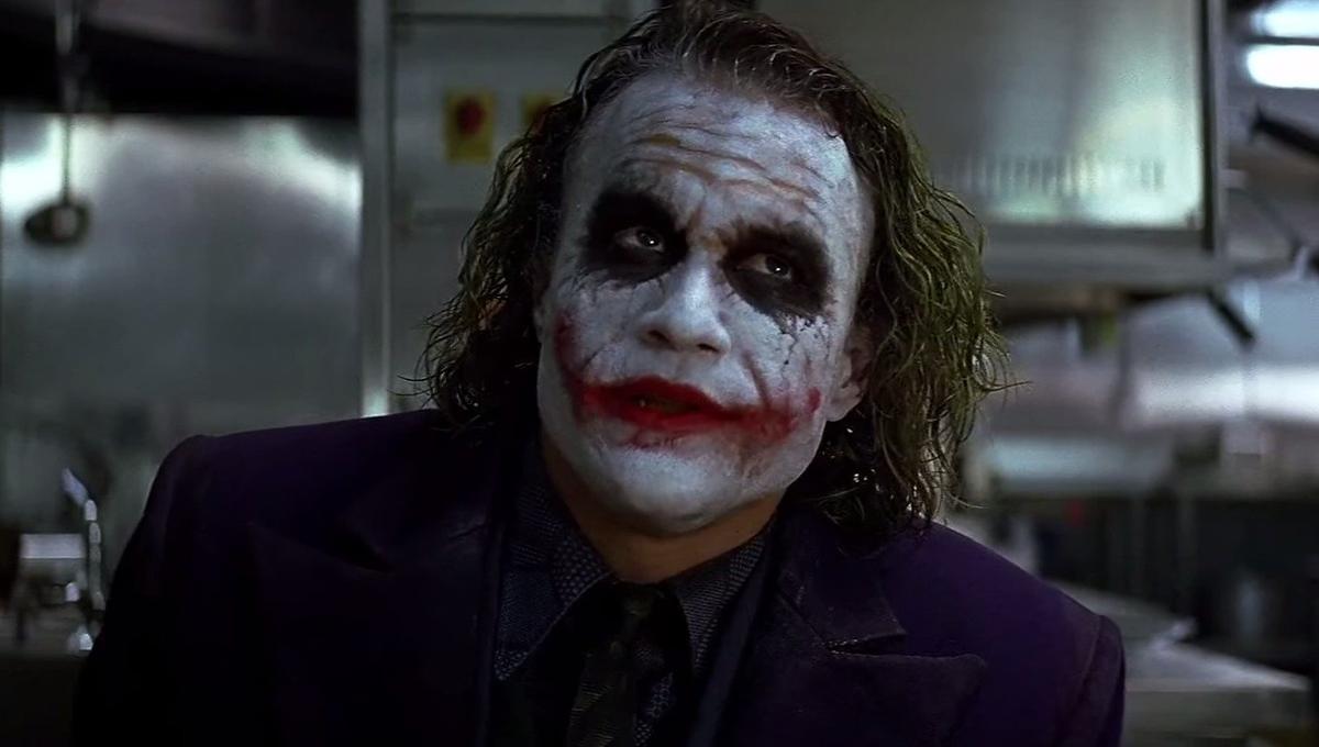 The Dark Knight co-writer Jonathan Nolan admits even he wasn't sure about Heath Ledger as The Joker