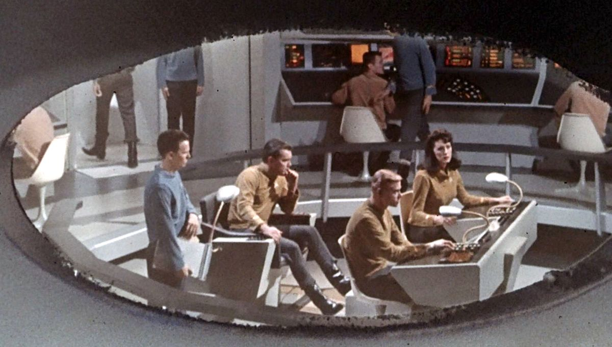 Firsts: Gene Roddenberry's original pitch for Star Trek