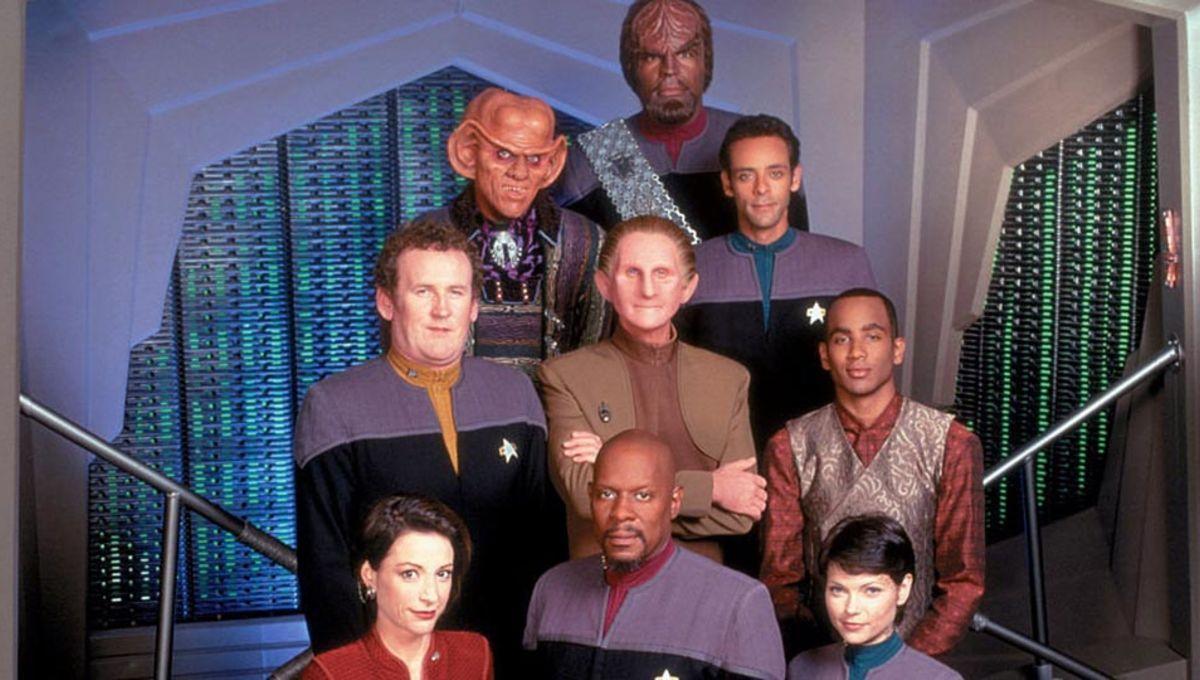 25 years ago, I was an intern on Star Trek: Deep Space Nine