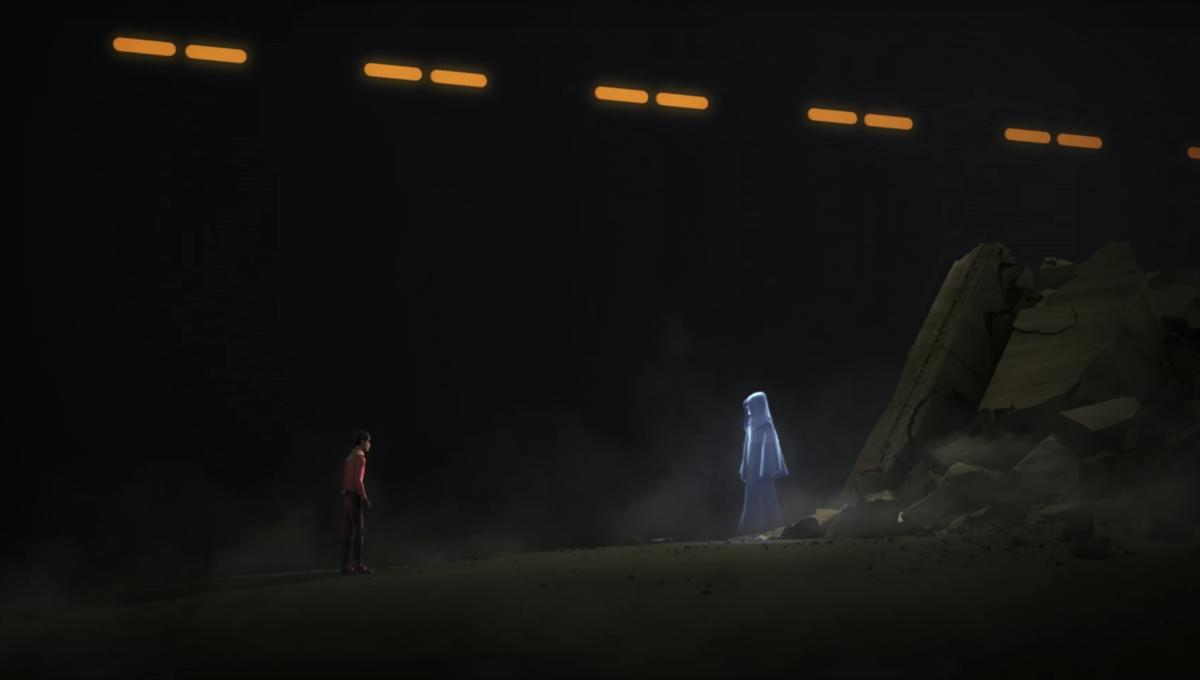 Star Wars Rebels series finale trailer offers hints on how it all ends