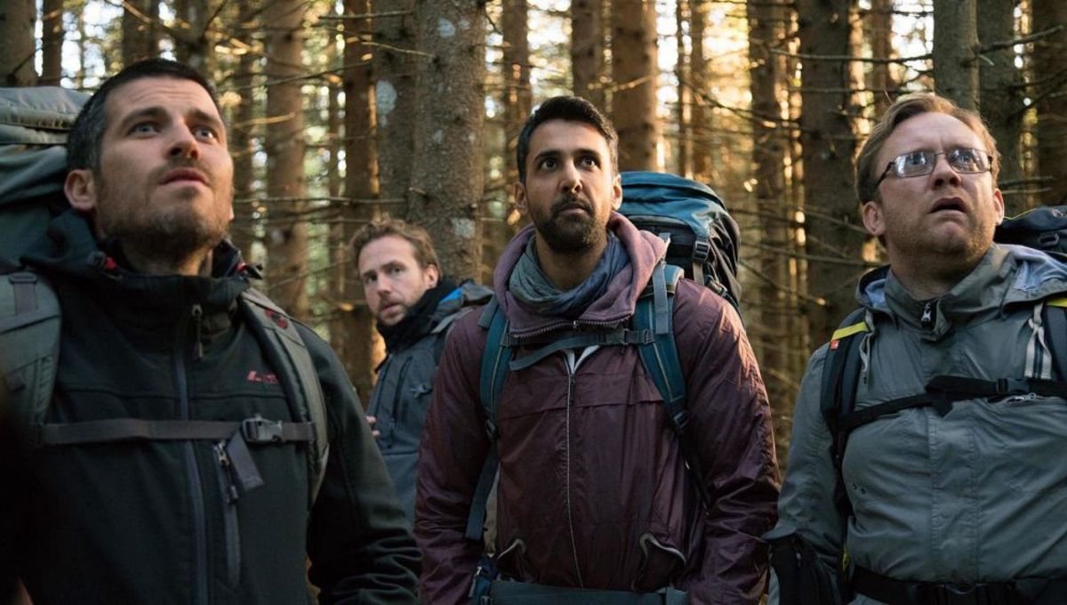 The Ritual trailer: Something is hunting four friends in new