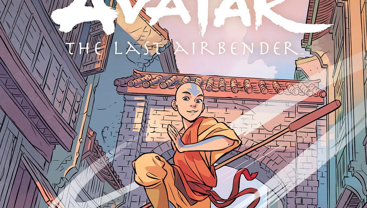Dark Horse Comics to unveil 2 new Avatar: The Last Airbender graphic