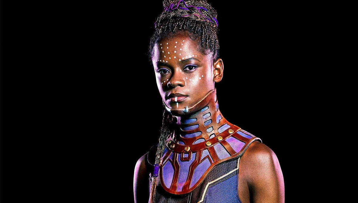 Why Black Panther's Shuri is so important to young black girls and maker culture