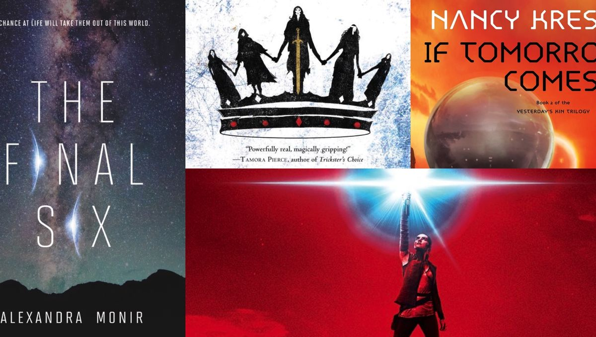 March's sci-fi and fantasy book releases are out of this world