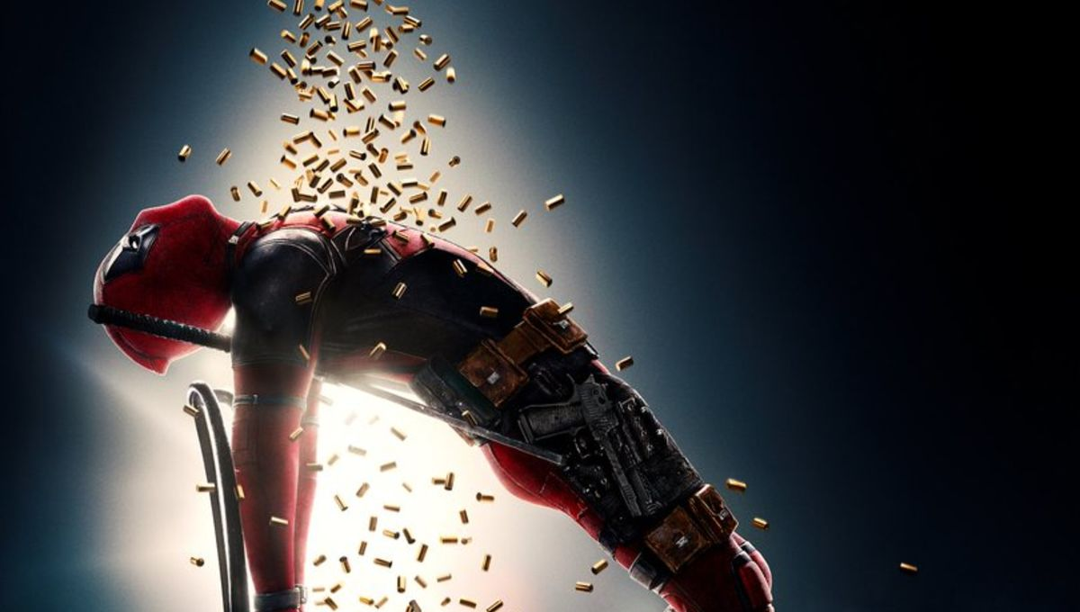 Deadpool 2 Flashdance Poster