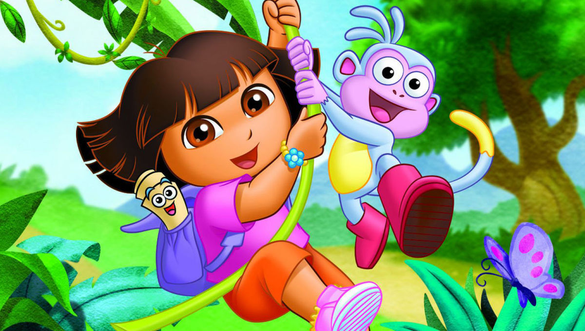 Michael Bay S Live Action Dora The Explorer Movie Will Swing Into