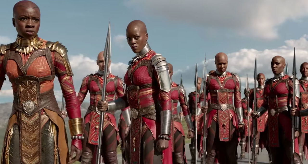 The evolution of the Dora Milaje, from comics to movies