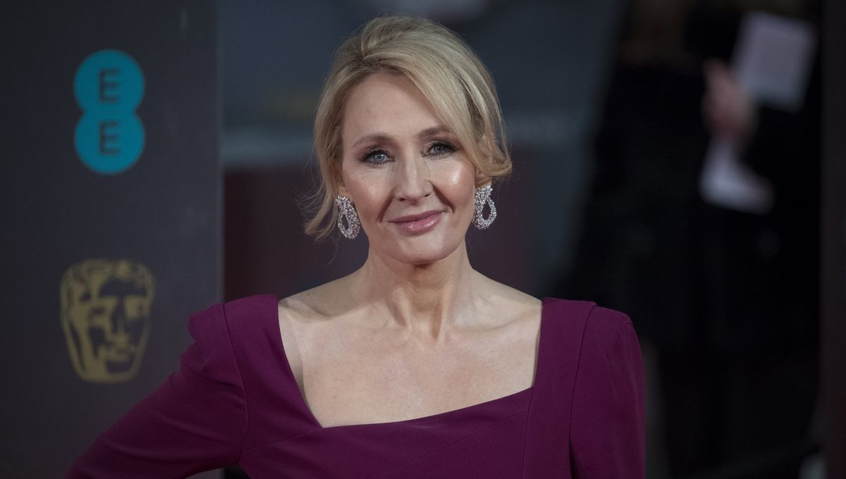 J.K. Rowling posts heated retort in wake of gay Dumbledore controversy