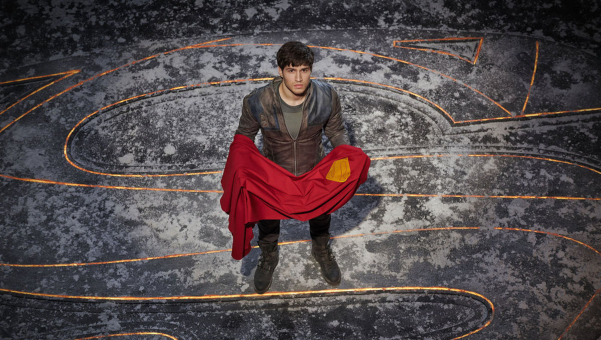 WATCH: Krypton featurette explores how The House of El became the symbol of hope