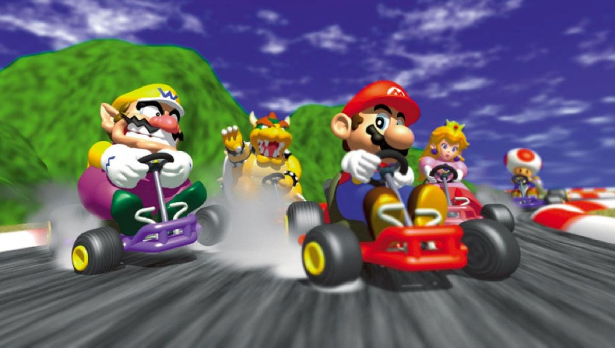 Mario Kart - Classic Group