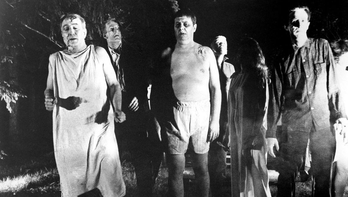 Night of the Living Dead Part II script by original team in development
