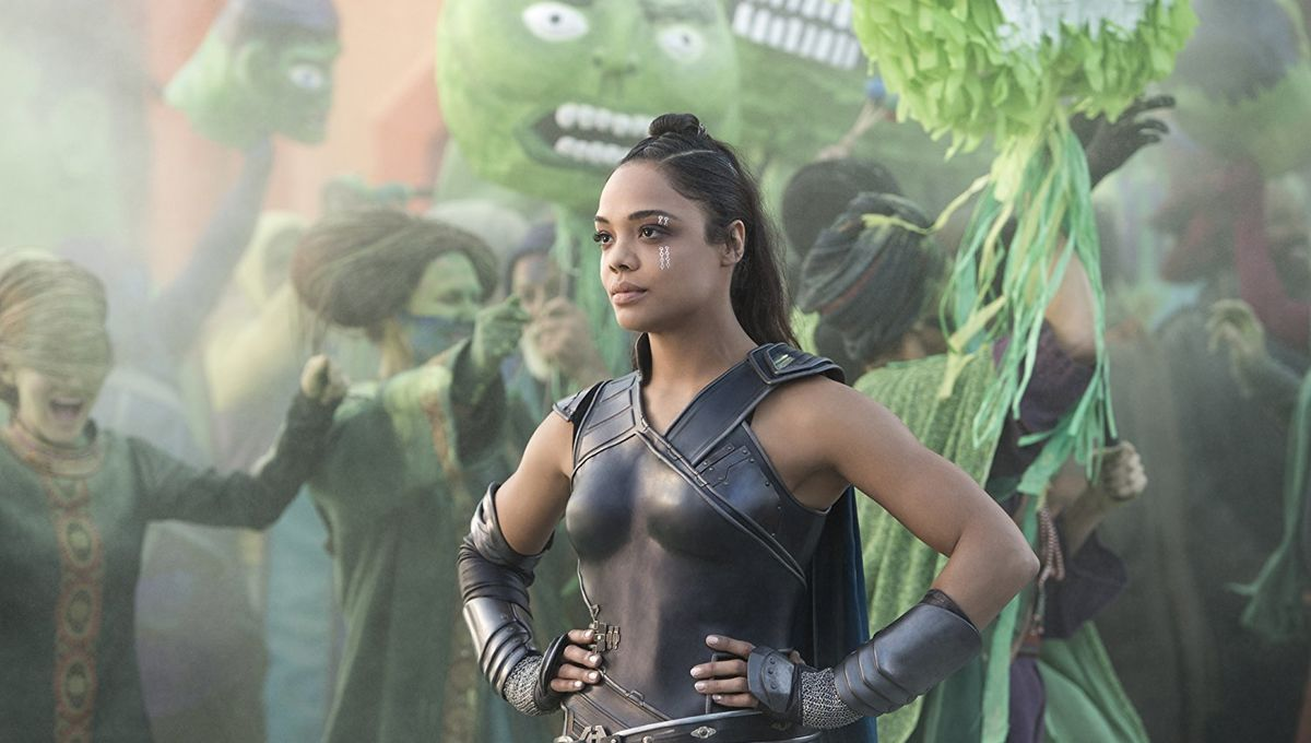 Tessa Thompson hints she's 'highly interested' in playing