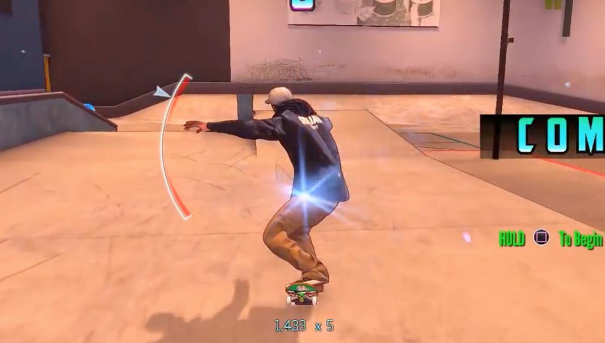 Tony Hawk's Pro Skater 5 Gameplay