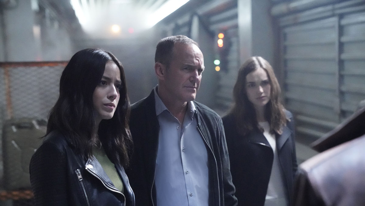 Clark Gregg explains the 'screw it' moment that made Agents of S.H.I.E.L.D. a hit