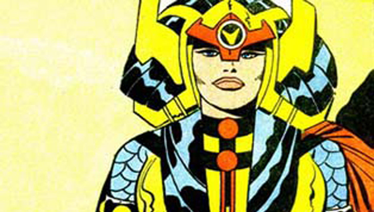 3 Big Barda stores we'd like to see in the New Gods movie