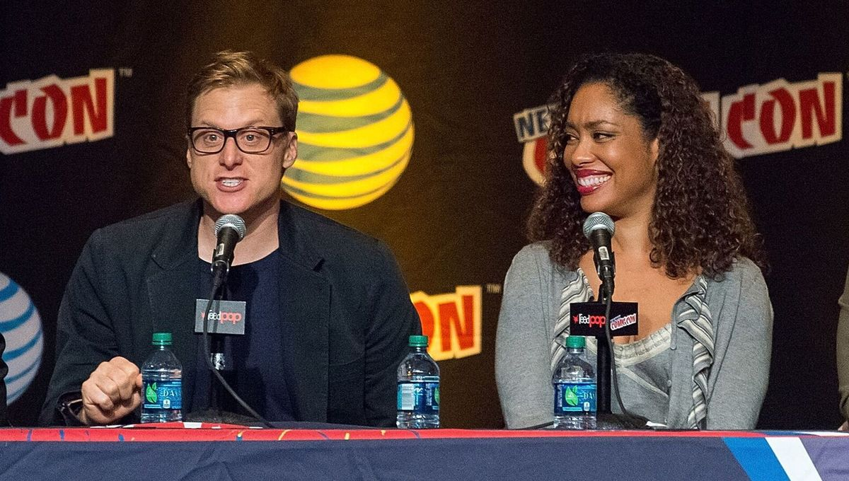 C2E2: Gina Torres and Alan Tudyk look back on Firefly