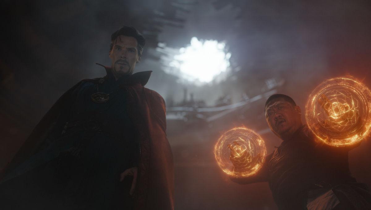 That's strange: Benedict Cumberbatch also in the dark on a Doctor Strange sequel