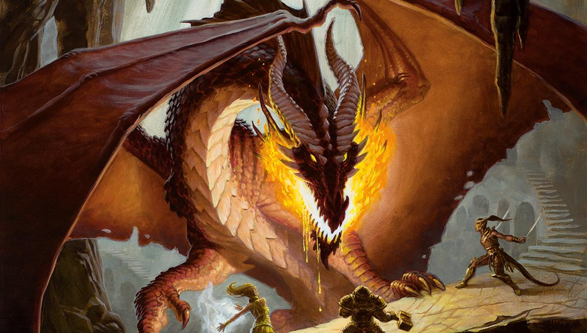 Dungeons & Dragons had its biggest sales year in 2017