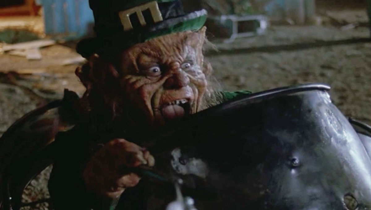 45 thoughts I had while watching Leprechaun