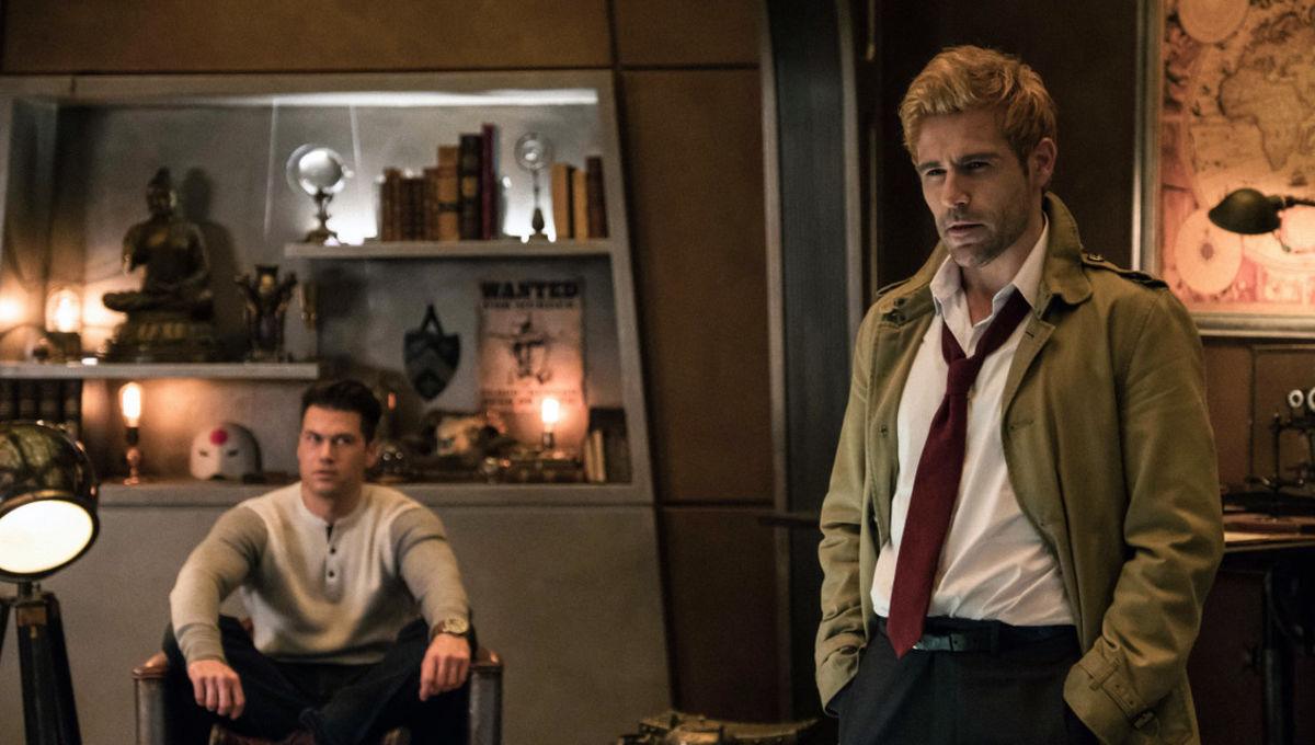 Matt Ryan's Constantine joins Legends of Tomorrow as series