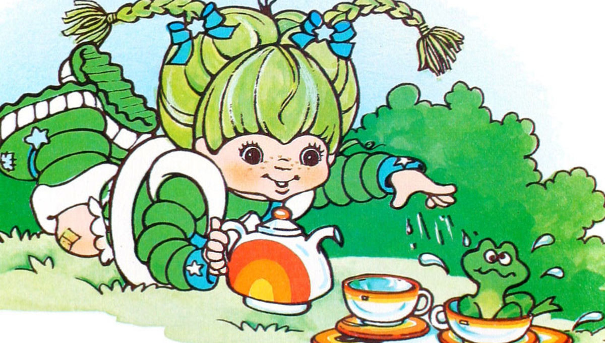 Chosen One of the Day: Rainbow Brite's plucky gal pal Patty O'Green