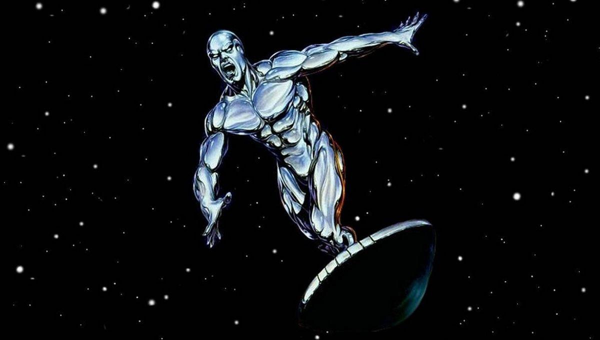Resultado de imagem para silver surfer