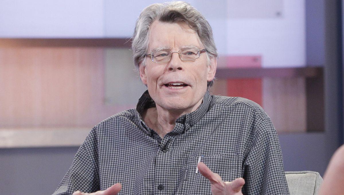 Stephen King on GMA
