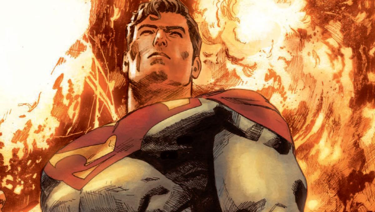 superman action comics 1000 of tomorrow cover