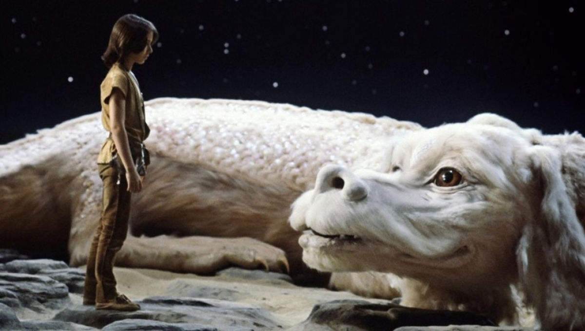Ad of the Day: Falkor From The NeverEnding Story Soars as Spotifys New Spokesdragon