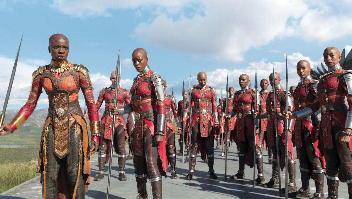 Meet the Dahomey Amazons, the inspiration for the Dora Milaje