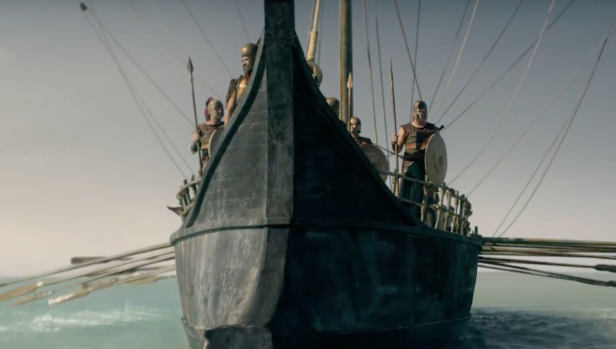 Netflix hoping Troy: Fall of a City trailer will give you those Game of Thrones feelings