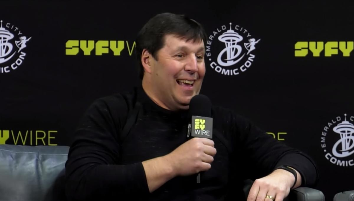 ECCC 2018: R  A  Salvatore goes behind-the-scenes on his new