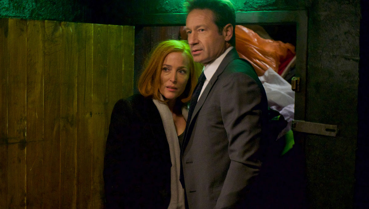 The X-Files recap: Organ thieves, religion, and MSR cuteness in the penultimate episode