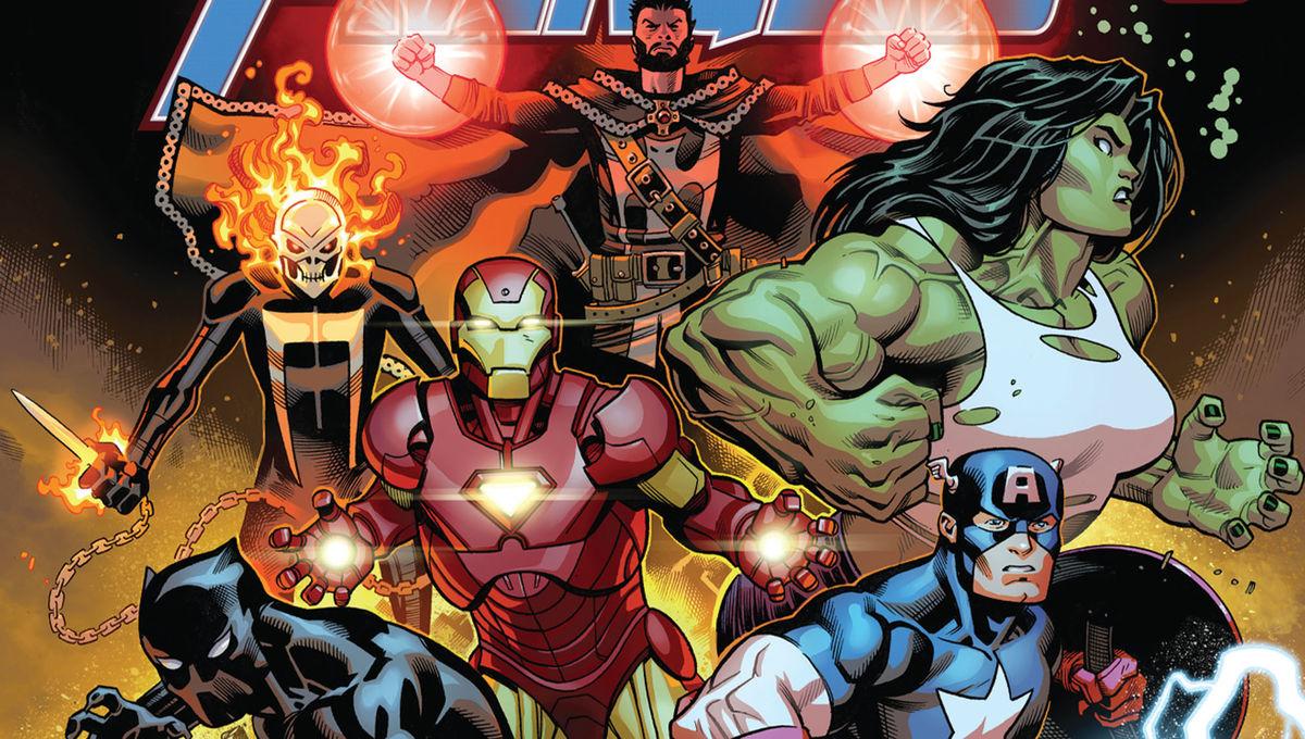 Avengers 1 Hero
