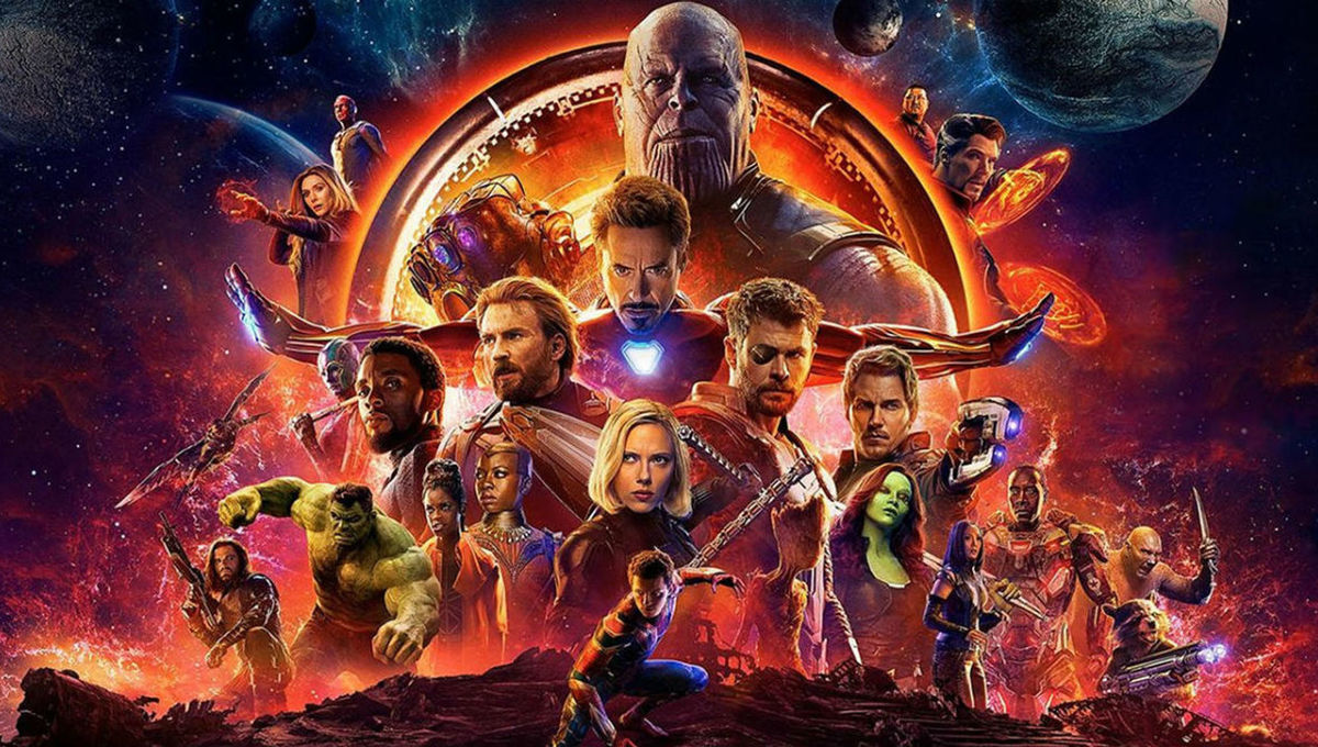 Avengers: Infinity War is coming to your home much sooner than you think