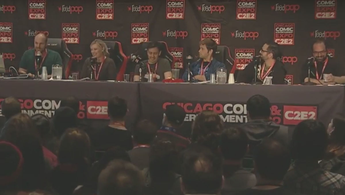 WATCH C2E2: The Batman panel explores Bruce Wayne's wedding and Catwoman's solo book