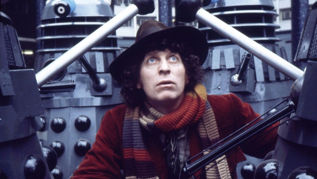 Doctor Who Genesis Of The Daleks Tom Baker