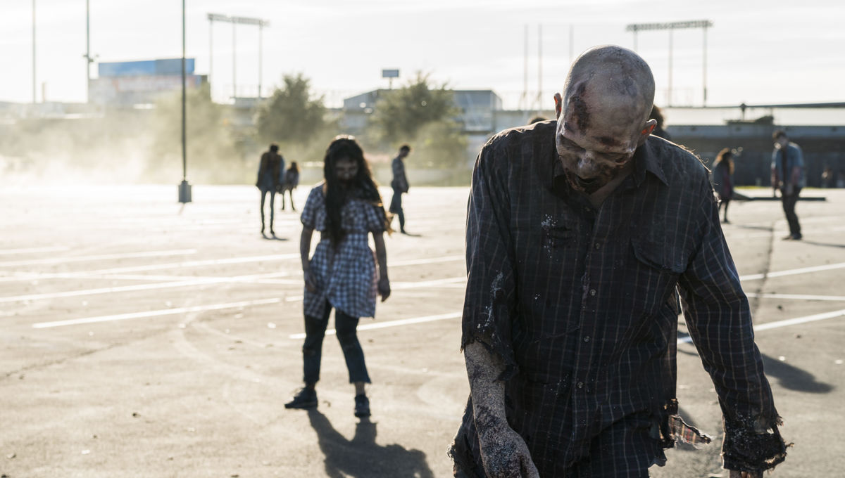 Fear the Walking Dead episode 402 - zombies
