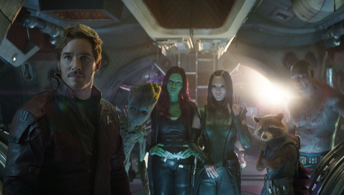 Guardians of the Galaxy director clarifies his advisory role for Avengers: Infinity War