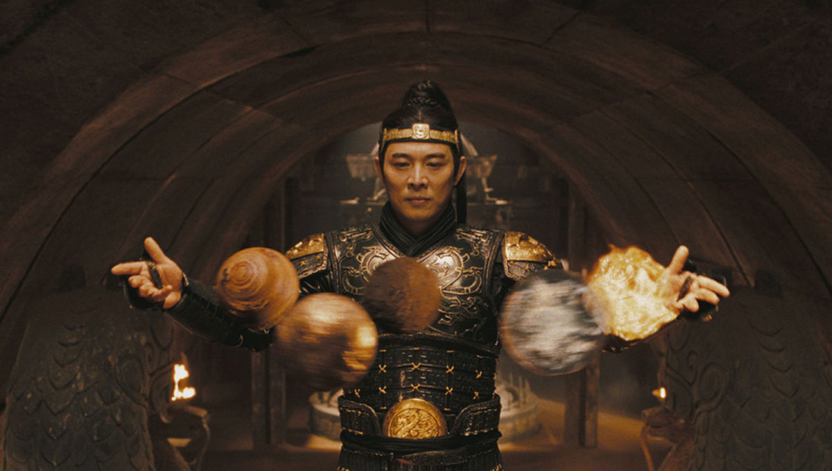 Jet Li, The Mummy: Tomb of the Dragon Emperor
