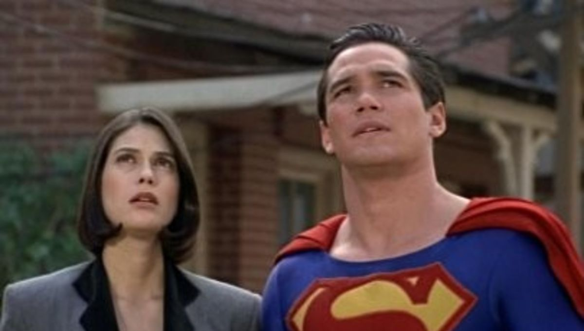 Lois and Clark: Where the show would have gone after that cliffhanger