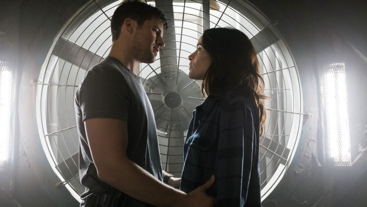 Matt Lanter previews Timeless' possible forever ending ahead of the two-hour movie