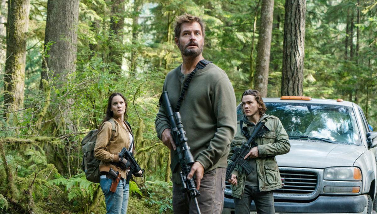 Colony episode 301 - Will, Katie, Bram