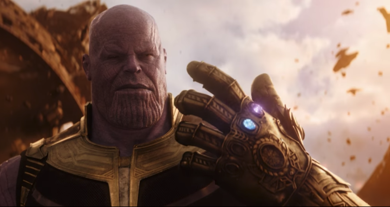 Yes, the internet wants to bone Thanos — and we kinda get it? | SYFY
