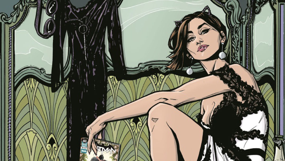 Catwoman, Joëlle Jones, Laura Allred, DC Comics, DC