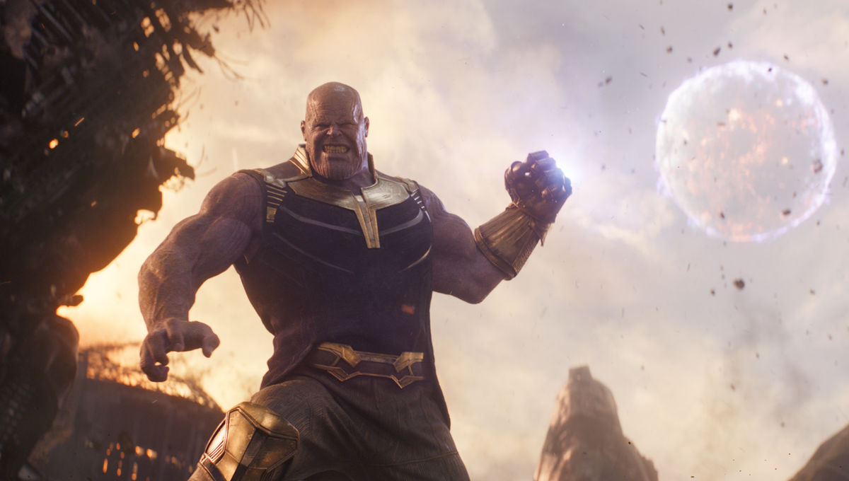 Avengers science: would happen if Thanos really snapped half